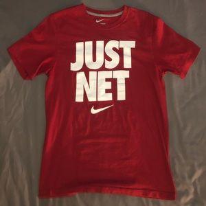 """Nike """"Just Net"""" Tee"""